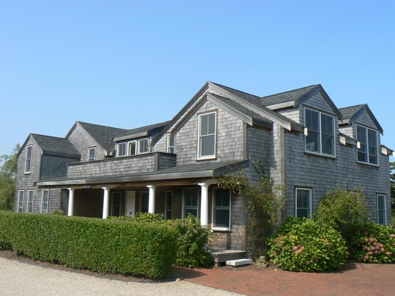 STREET VIEW - Nantucket's best location: Brant Point - Nantucket - rentals