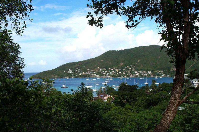 Breathtaking view of the bay - The Nest Fully furnished 1bdr apt in lovely Bequia - Belmont - rentals