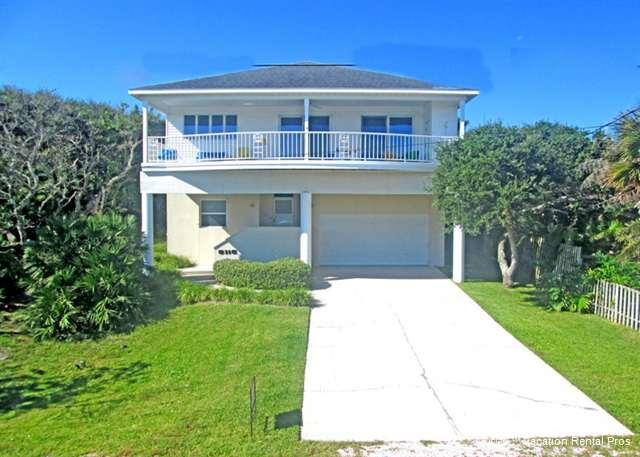 Surf View is waiting for you! - Surf View Beach House, Ocean Views, HDTV, 3 houses to Beach - Saint Augustine - rentals