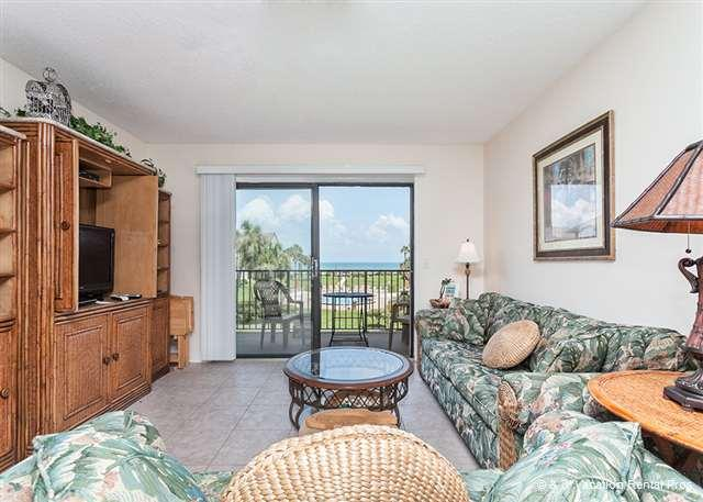 Spend quality time together - SummerHouse 233 Oceanview condo rental , 4 heated pools, Wifi - Saint Augustine Beach - rentals