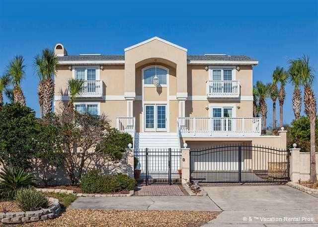 Prince of Tides is waiting to greet you - Prince of Tides, Luxury 4 Bedroom Beach Front, Ponte Vedra - Ponte Vedra Beach - rentals