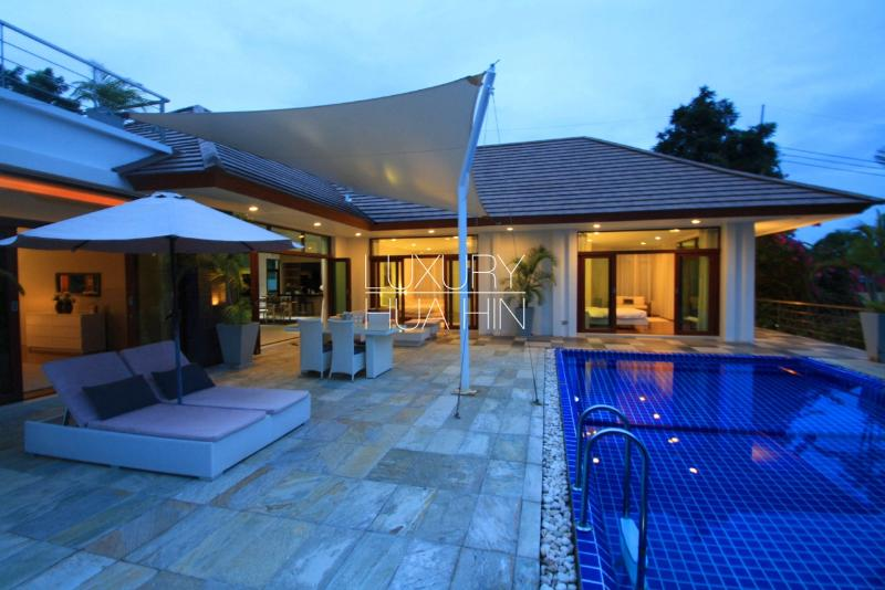 Luxury Architect Pool Villa - Image 1 - Hua Hin - rentals