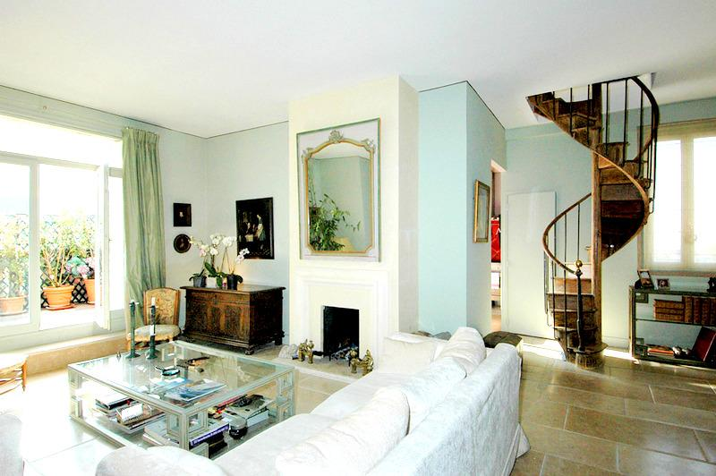 Beautiful Penthouse Paris Trocadero 130m2 4 sleeps - Image 1 - Paris - rentals
