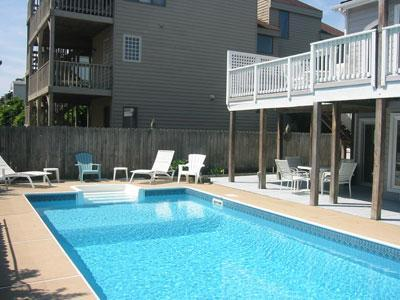 Solar Heated Pool - 604 Vanderbilt Avenue - Virginia Beach - rentals
