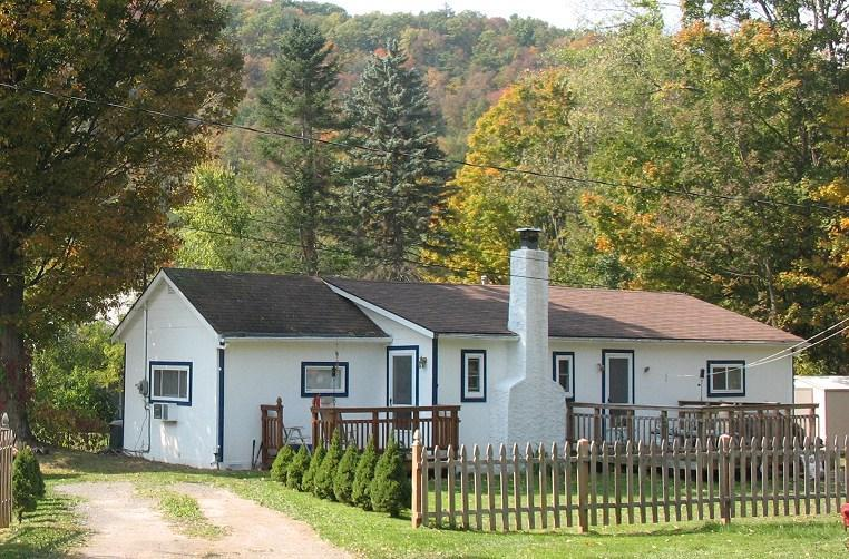 Outside view - Catskill Cottage Vacation Rental - Cozy Getaway - Windham - rentals