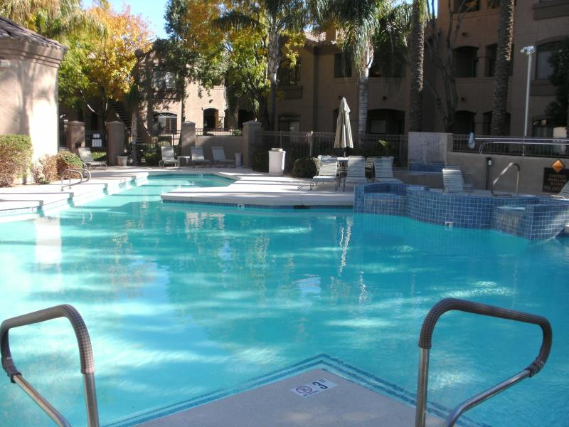 Steps away from complex's large pool - Incredible Vacation Retreat! - Scottsdale - rentals