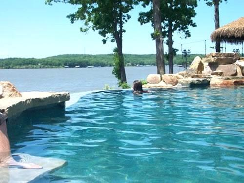 Access to Lazy Point Infinity Pool - Shady Rentals-Sleep 1-40 Week Nights - Half Price - Lake Ozark - rentals