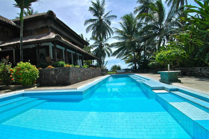 Villa Seraya - Unique beachfront Villa with private pool in Bali - Karangasem - rentals