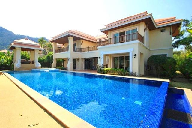Swimming pool - Luxury Pool Villa Close to the Beach - Hua Hin - rentals