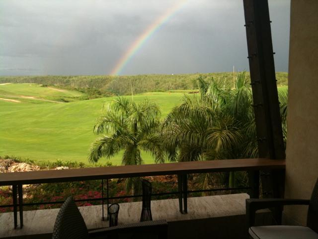 Rainbow wishes made on the Terrace - Free Night with 1 Week Rental! Spacious 1 Bedroom! - La Romana - rentals