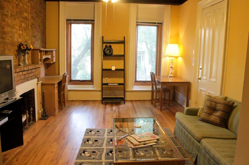 Living Room  - Lil 2 Bedroom - Chicago - rentals