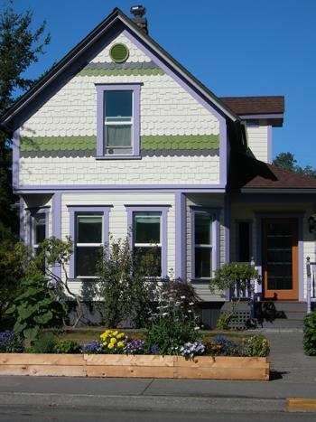 Etta's Place Exterior - Etta's Place Suites - Couple's Historic Retreats - Friday Harbor - rentals