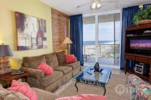Beach Club A-802 - Image 1 - Gulf Shores - rentals