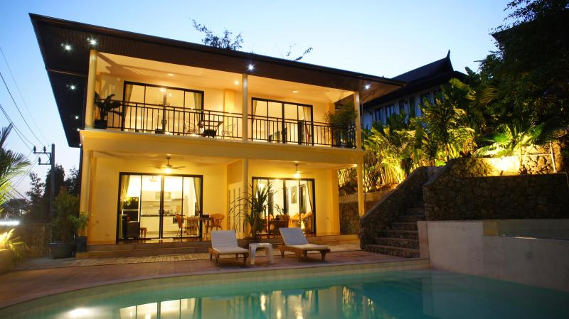 Red Palm Garden Villa - Red Palm Garden Villa (3 apartments) - Patong - rentals