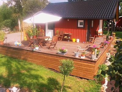 sunny side to south - Lakeside Cottage beautiful situated Uppland Sweden - Uppsala - rentals