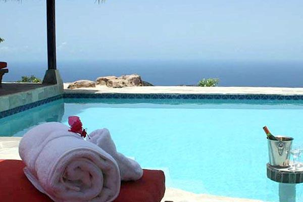 Restaurants and shops within walking distance, the villa itself is on a very quiet street. GEY FAV - Image 1 - Saba - rentals