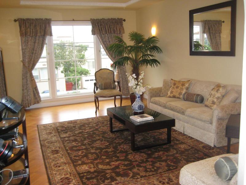 Elegant 5BR/4BA  Home Near Park Great for Weddings - Image 1 - San Francisco - rentals