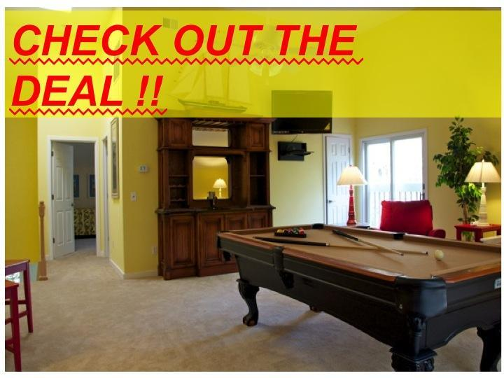 Save 20% off the rental rate on 1 week stays in August. - Private Beach House - Pool Table  / Private Pool - Hilton Head - rentals
