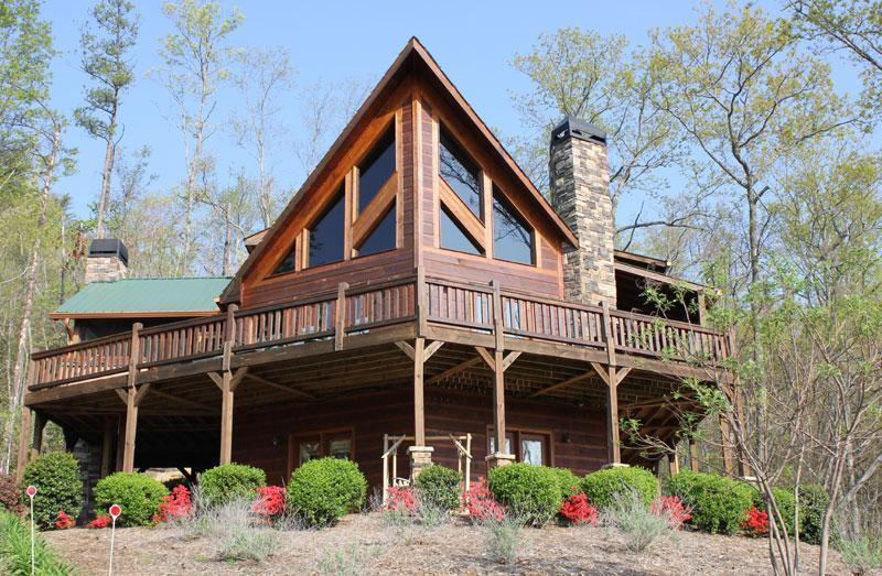 Tuckaway Ridge Mountain Cabin - Our Paradise - Tuckaway Ridge Mountain Cabin - Blue Ridge - rentals