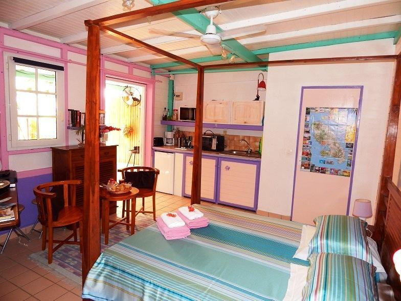 Ti Colibri - Ti Colibri, charming studio close to the beach - Le Diamant - rentals