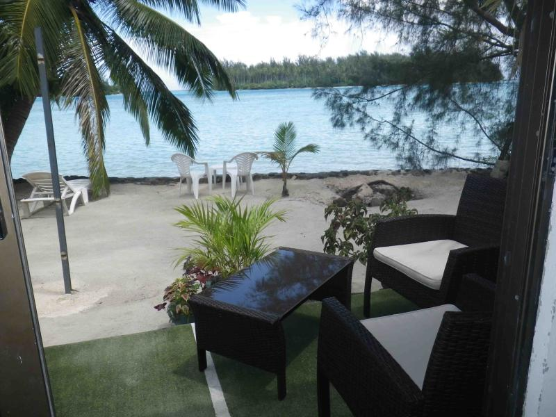 no comment - VAI MOOREA Budget Bungalow with private beach!!! - Moorea - rentals