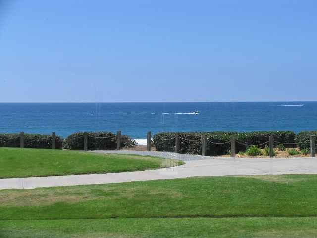 View - Unbelievable panoramic ocean and sunset views!  This is the view from the unit window. - Ocean Point 105 - San Diego - rentals