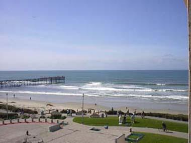 View - Ocean view from your window! - Ocean Point 410 - San Diego - rentals