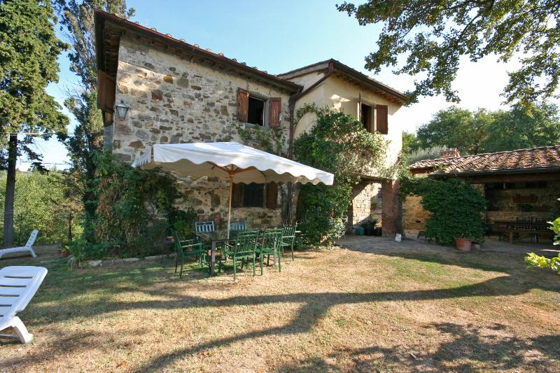 Farmhouse in the Chianti Region - Casa Greve - Image 1 - Greve in Chianti - rentals