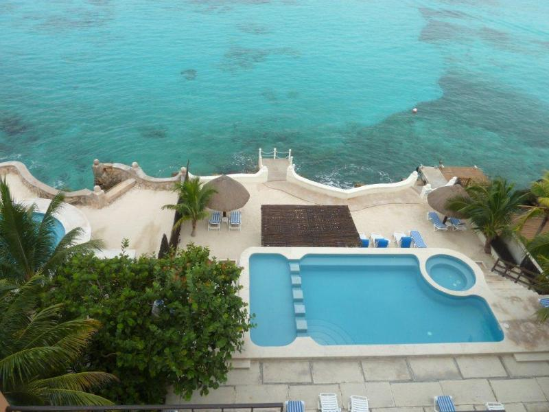 Cozumel Penthouse Condo in Private Oceanfront - Image 1 - Cozumel - rentals