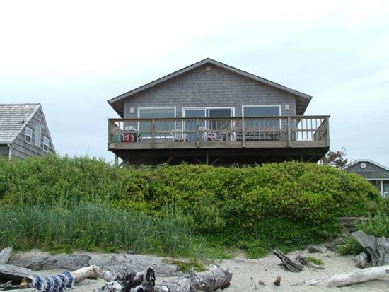 Isabel Ocean Front Home - Image 1 - Cannon Beach - rentals