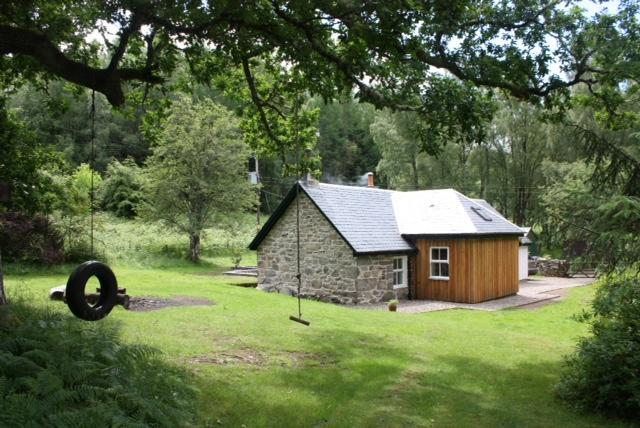 The cottage - West Carie Cottage - Kinloch Rannoch - rentals