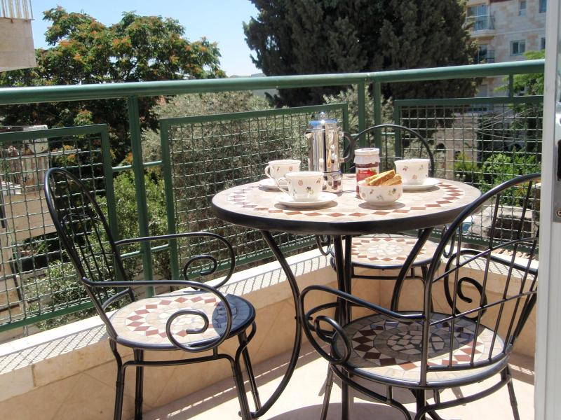 Luxury apartment 2 bed rooms near Mamila,Jaffa gate and city center - Image 1 - Jerusalem - rentals