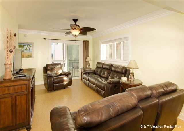 Now, that's living - Ocean Harbor 5 in Vilano - Ocean View condo, with Pool - Saint Augustine - rentals