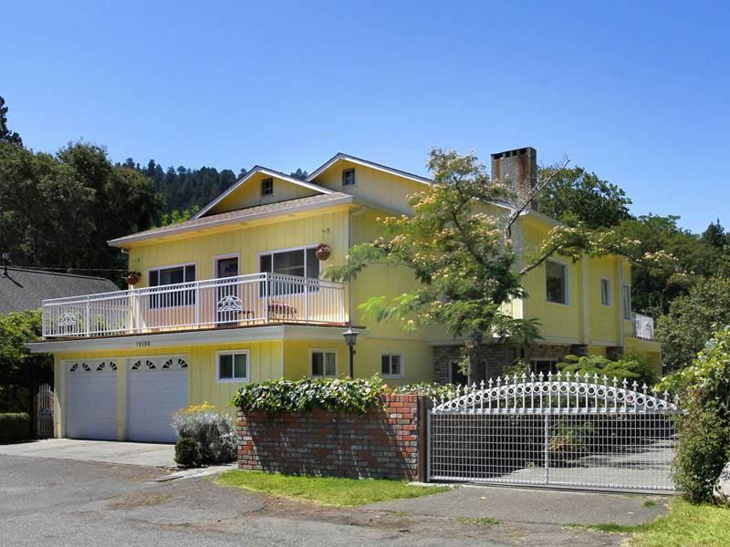 MELLOW YELLOW - Image 1 - Russian River - rentals
