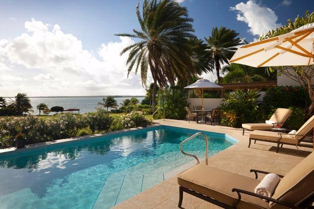 Mahogany at Jumby Bay, Antigua - Beachfront, Pool, Beautifully Furnished - Image 1 - Antigua - rentals
