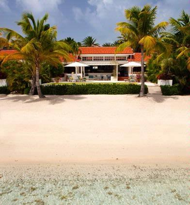 Sea Pigeon at Jumby Bay, Antigua - Beachfront, Pool, Haven Of Privacy And Relaxation - Image 1 - Antigua and Barbuda - rentals