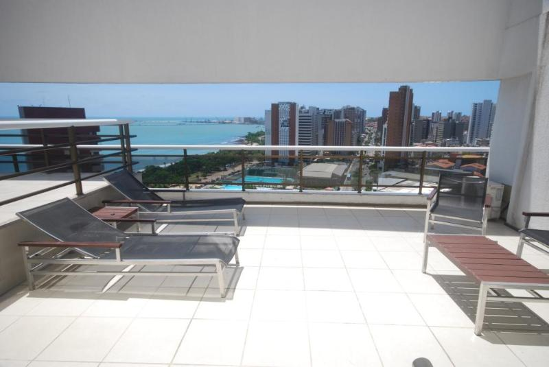 3 bedroom luxury penthouse apartment on Beira Mar - Image 1 - Fortaleza - rentals