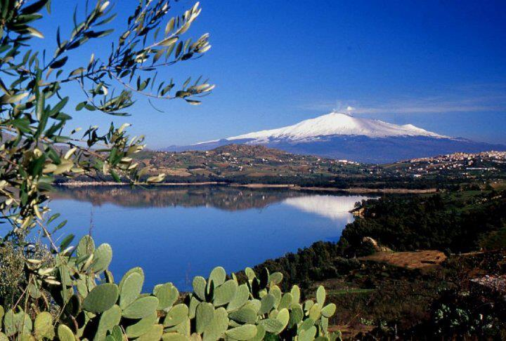 Etna Holiday Home, close UNESCO site Mount Etna - Image 1 - Nicolosi - rentals