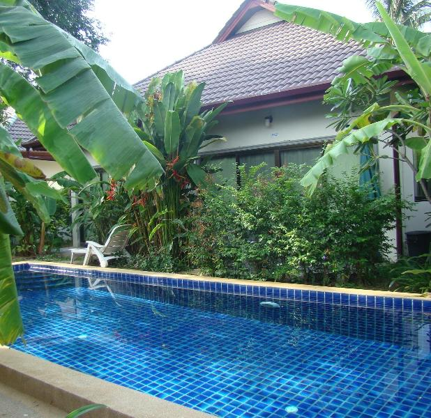 5min to Nai Harn beach. Doubles, garden & 13m pool - Image 1 - Rawai - rentals