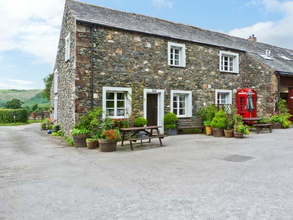 DASH, family cottage, shared games room and grounds inc. play area, in Bassenthwaite, Ref 17845 - Image 1 - Bassenthwaite - rentals