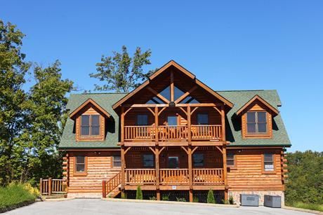 Cabin - Estate of Relaxation - Sevierville - rentals