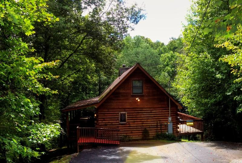 Welcome to Nawnis Cub Cabin - 55 - Pigeon Forge - rentals