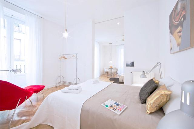 Chueca 7, Central and spacious !!! - Image 1 - Madrid - rentals