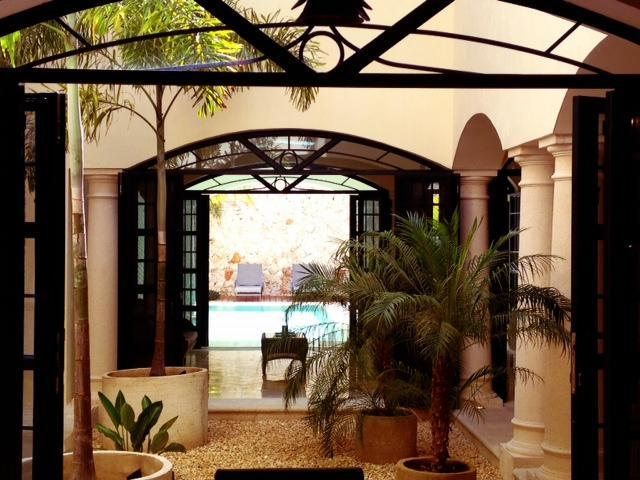Spacious Modern-Colonial, New Renovation, Lap Pool - Image 1 - Merida - rentals