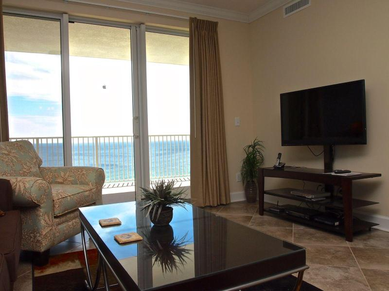 Fabulous BEACH front; Amazing Views; 2/2 in Tropic Winds! FREE Beach Service! Book now! - Image 1 - Panama City Beach - rentals