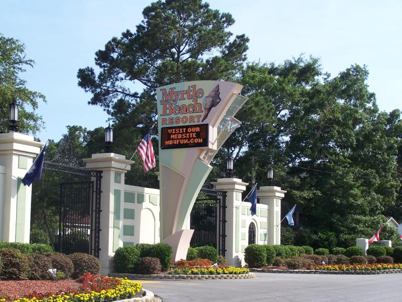 MYRTLE BEACH RESORT  - MYRTLE BEACH RESORT 1 BEDROOMS - Myrtle Beach - rentals
