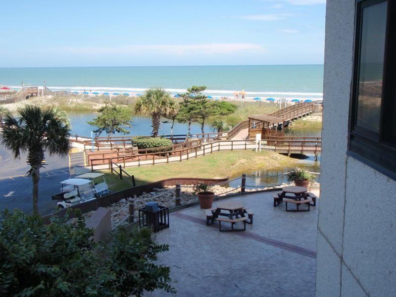 MYRTLE BEACH RESORT SUNSUITE (EFF UNIT) - Image 1 - Myrtle Beach - rentals