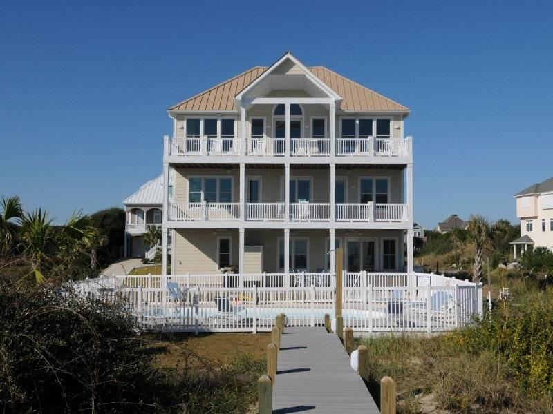 A Castle In The Sand - Image 1 - Emerald Isle - rentals