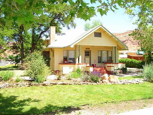 Old Town Bungalow - Image 1 - Moab - rentals