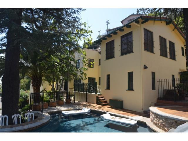 #135 West Hollywood Style Chateau w Swimming Pool - Image 1 - West Hollywood - rentals